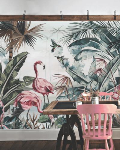 Mural Exotic
